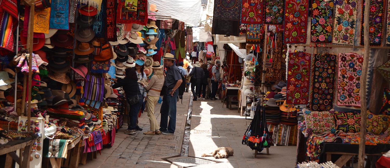 Pisac Market - Sacred Valley