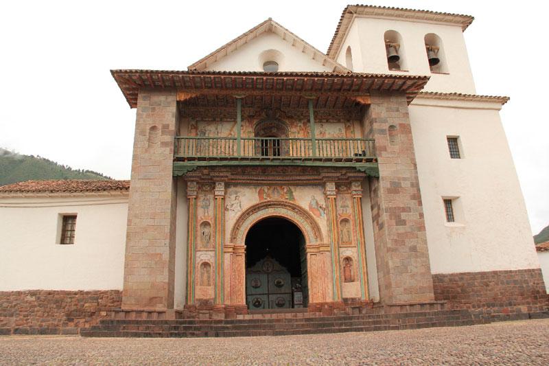 Andahualillas Chapel