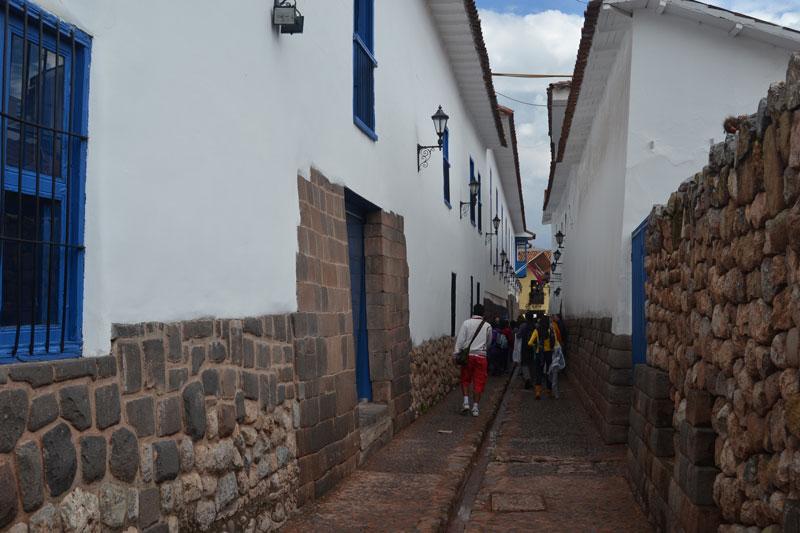Cusco Street Peru Travel