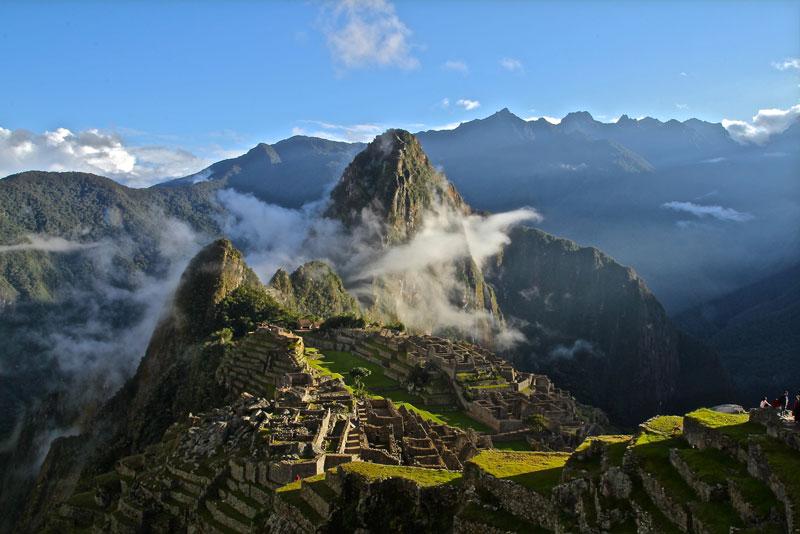 Mach Picchu Inca Ruins