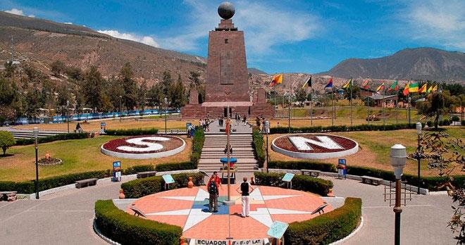 Quito, Ecuador, Peru Tours Mitad del Mundo