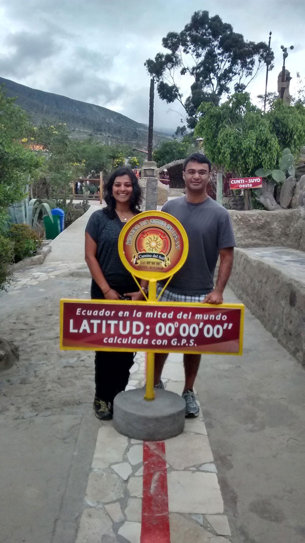 Ecuador and Peru tours