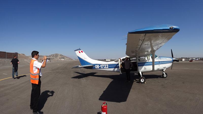 Nazca Plane Tour