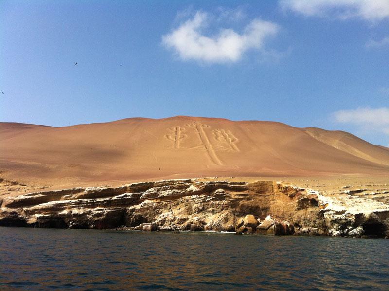 Peru Tours Paracas Chandelier