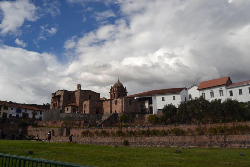 Qurikancha Ruins Peru