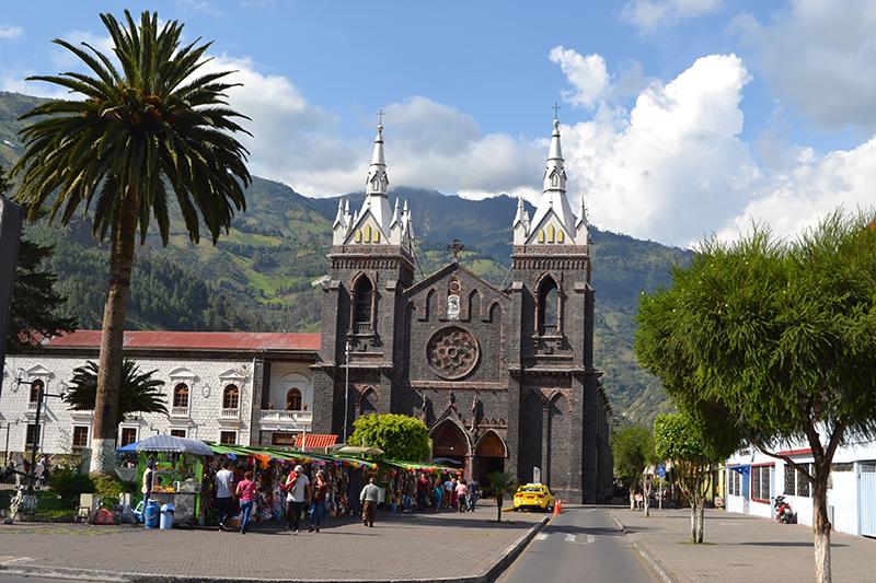 Basilica Baños