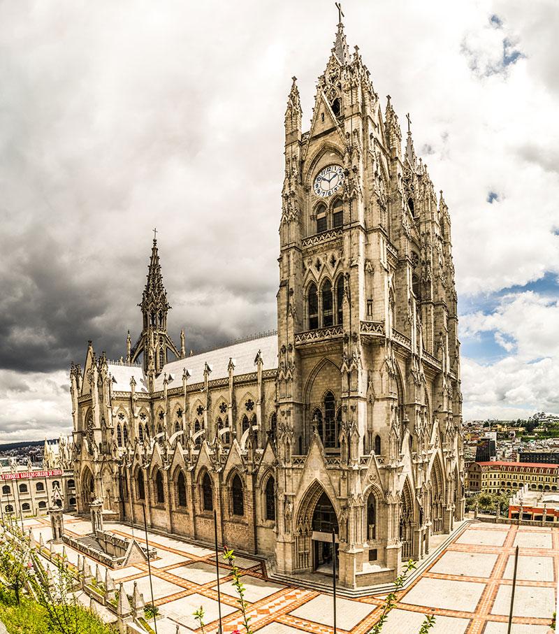 Basilica Colonial Church