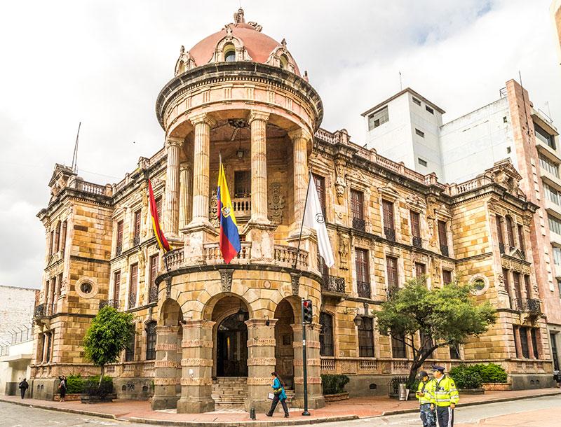 Mainland Ecuador