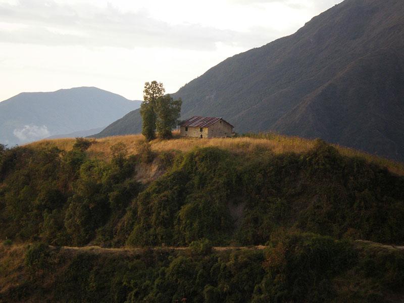 Cuenca City Ecuador Soeeoundings