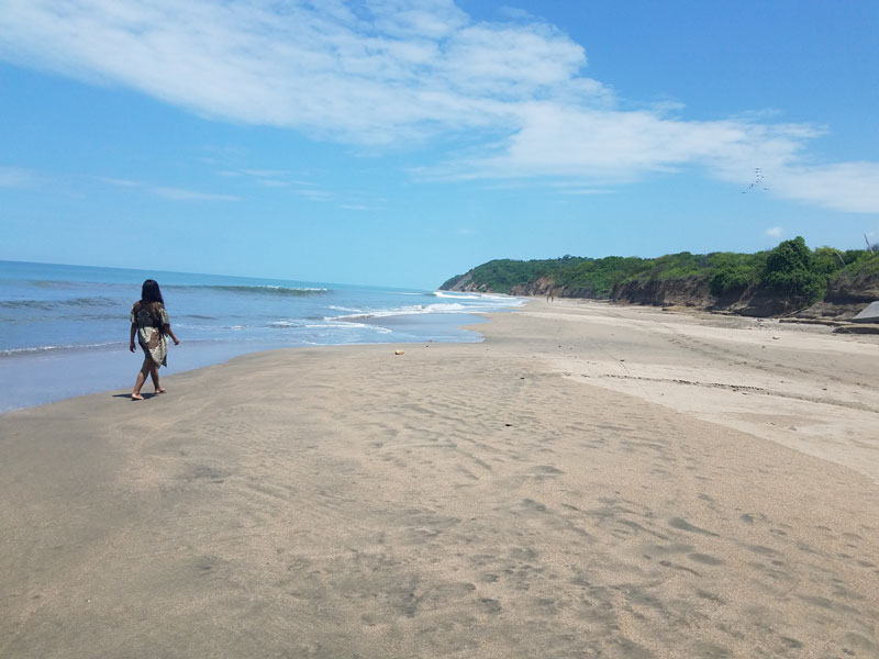 Esmeraldas Beach