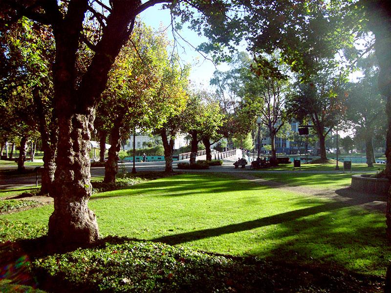 La Alameda Park