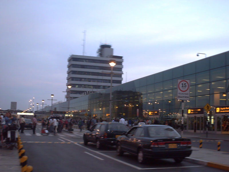 Lima International Arrivals