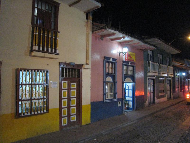 Lourdes street