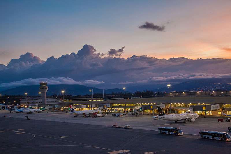 Quito Airport