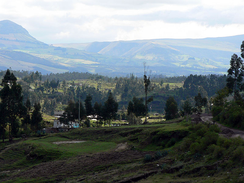 San Rafael Valley Quito Ecuador