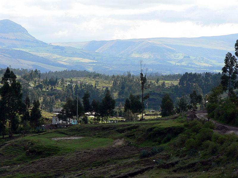 San Rafael Valley Quito Ecuador