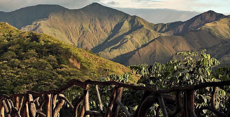 Vilcabamba Ecuador Valley