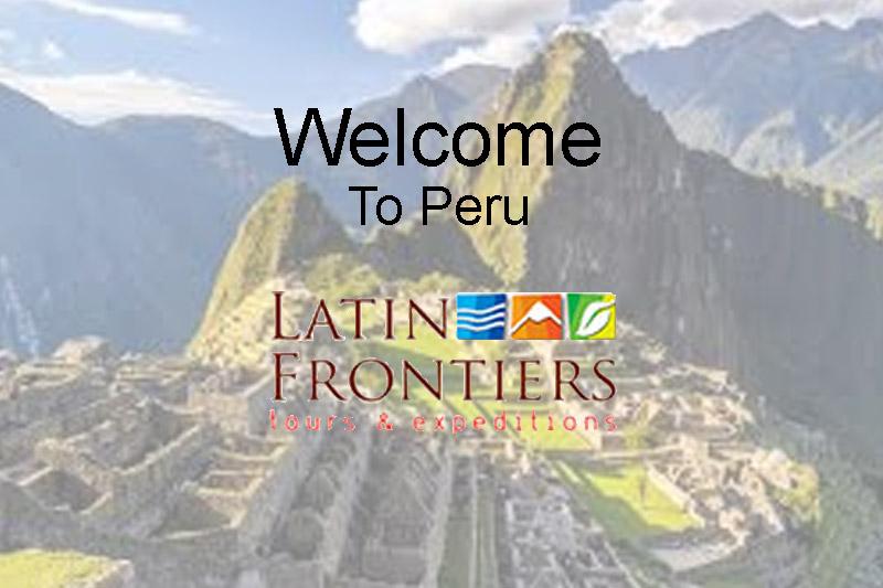 Ecuador and Peru Welcome to Peru