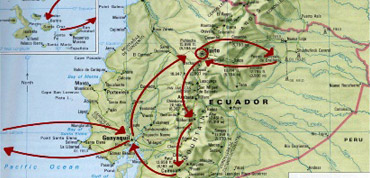 Ecuador Custom Travel Packages