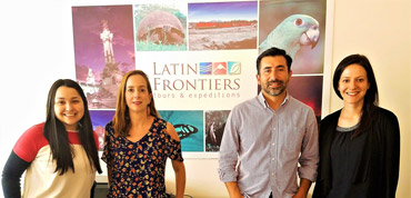 Latin Frontiers Team