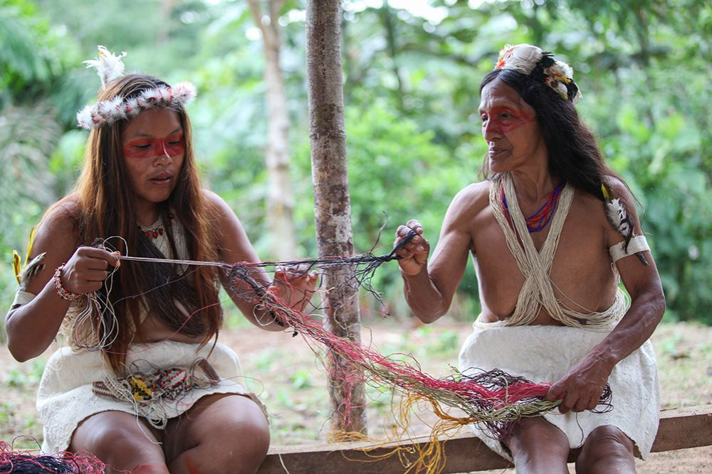 Amazonian Ethnias