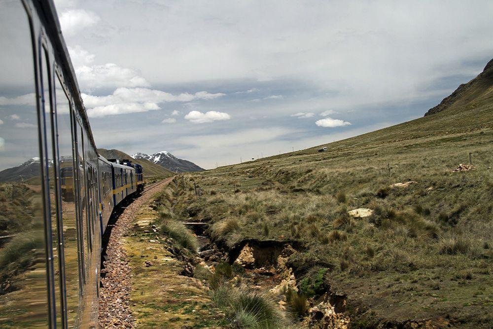Andean Train Peru
