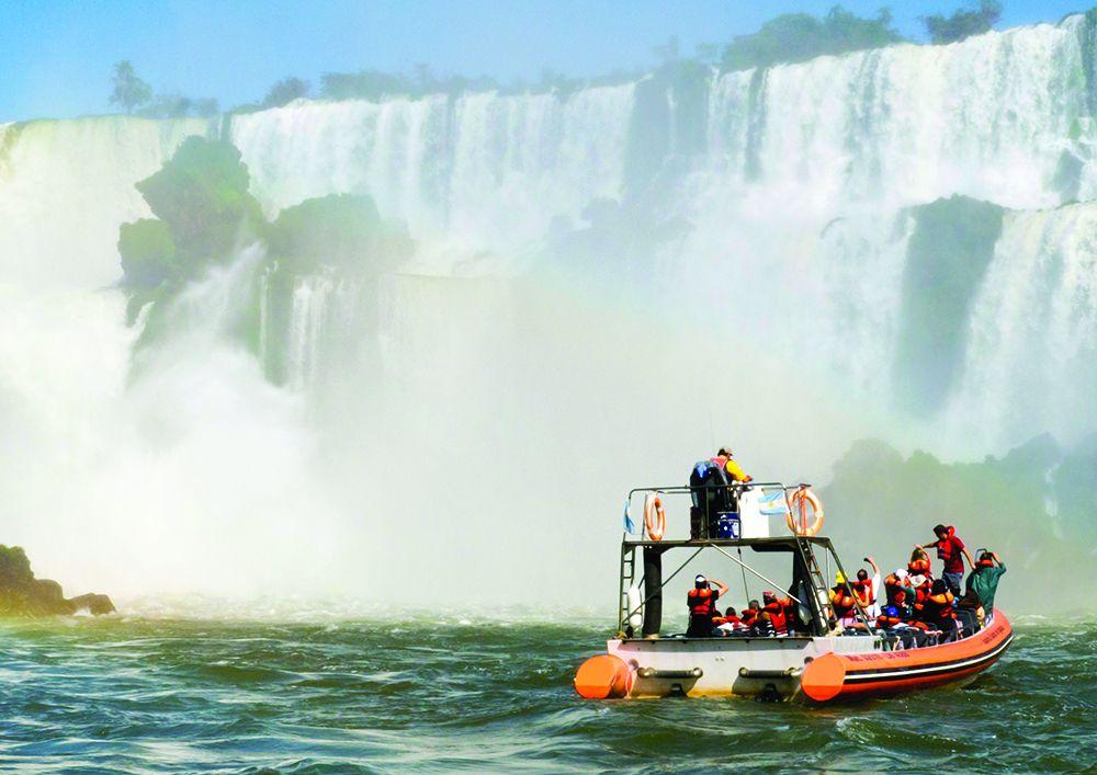 Boat Ride Iguazu