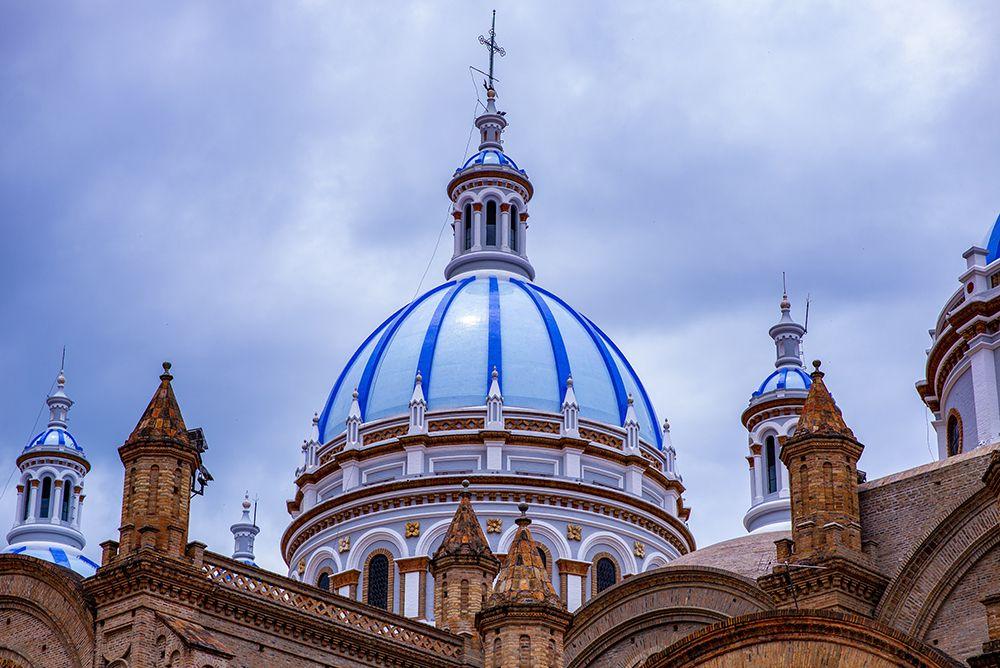 Cuenca Cathedral Ecuador