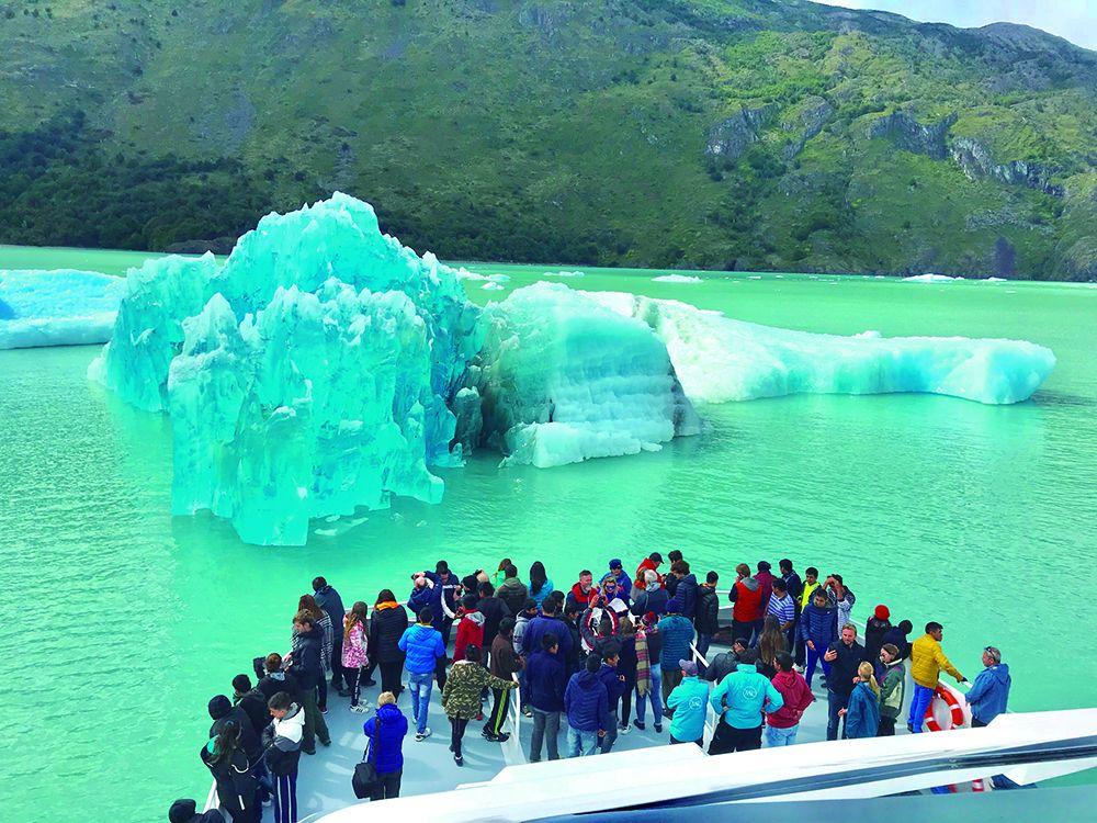 Icebergs Argentina