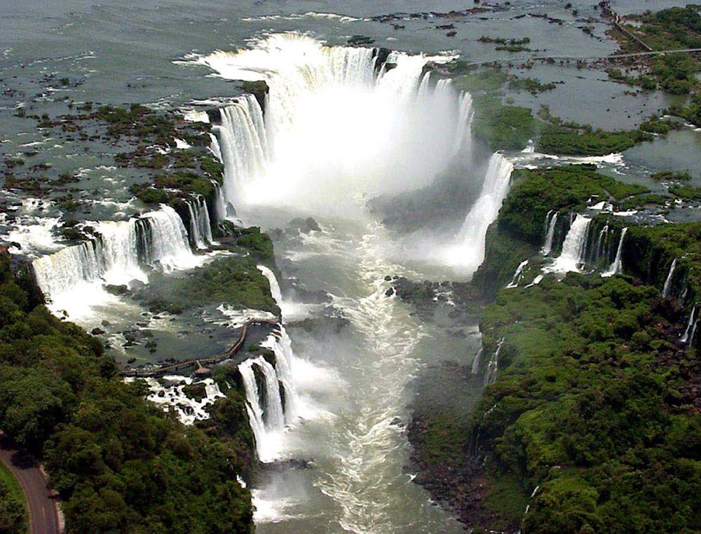 Iguazú Aereal View