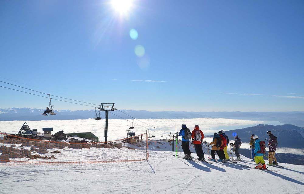 Ski in Bariloche