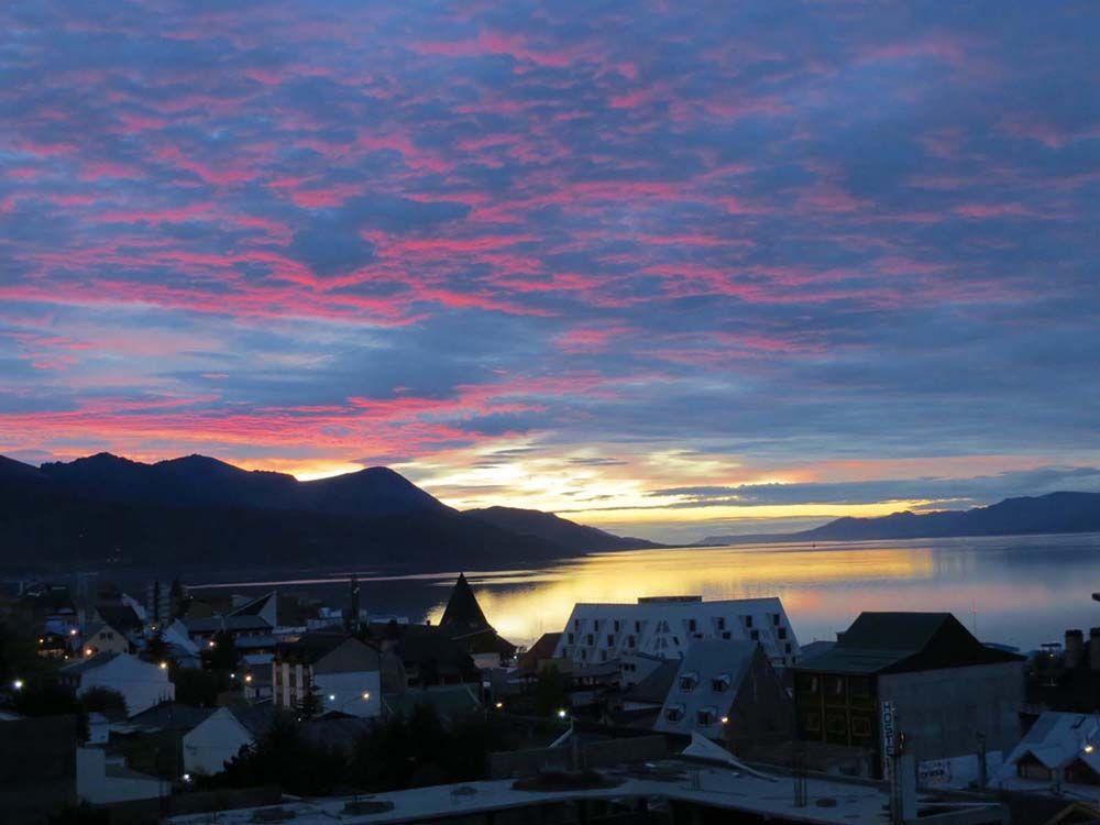 Ushuaia Dawn